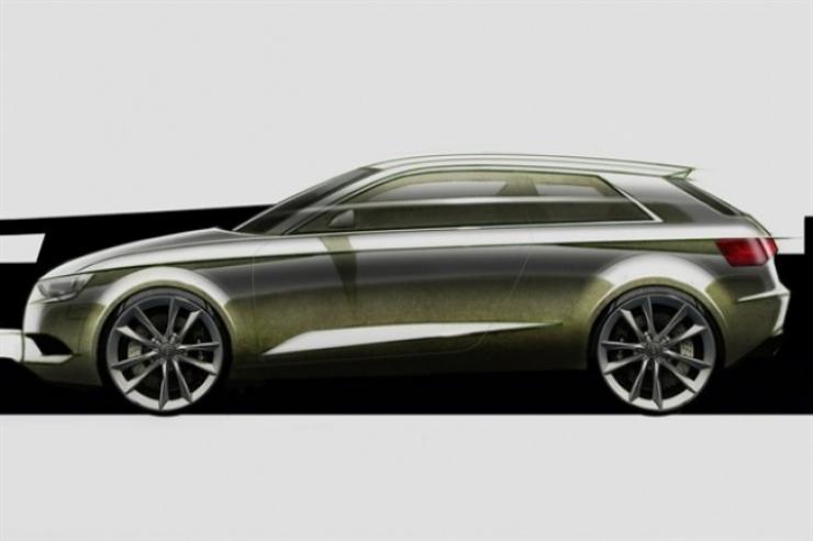 Audi revela los primeros teasers del nuevo A3