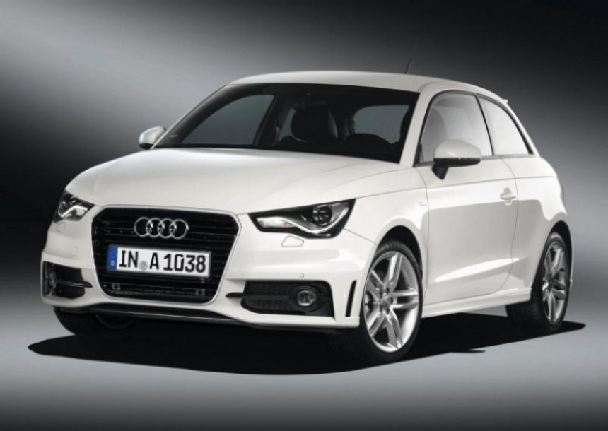 Audi RS1, la versión auténticamente bestia del Audi A1 a por el Mini Cooper JCW