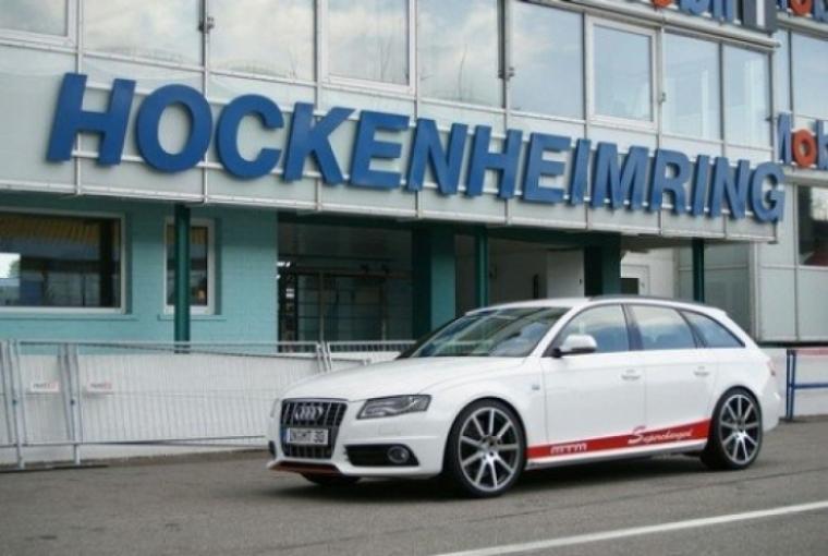 Audi S4 y A6 potenciados por MTM