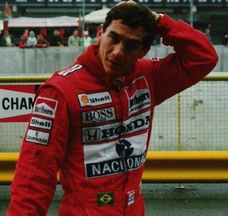 Ayrton Senna, la película que revive la vida, historia y gloria de un campeón