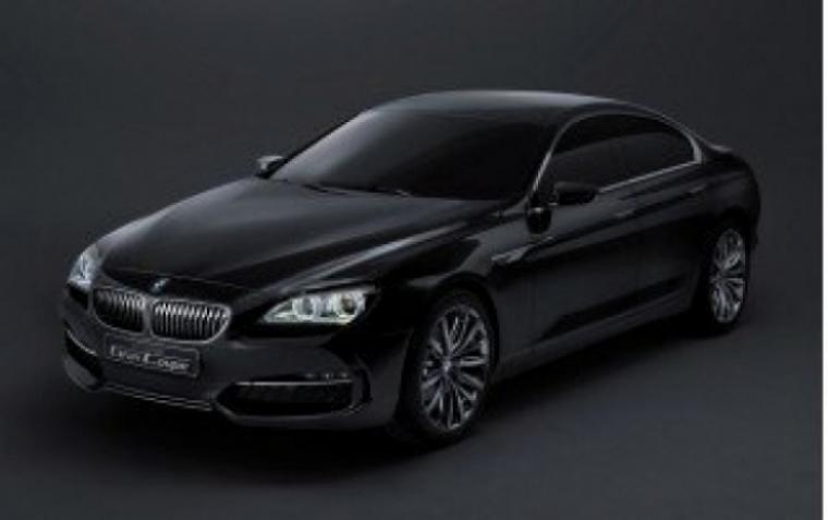 BMW confirma que el Gran Coupé Concept será el nuevo Serie 6.