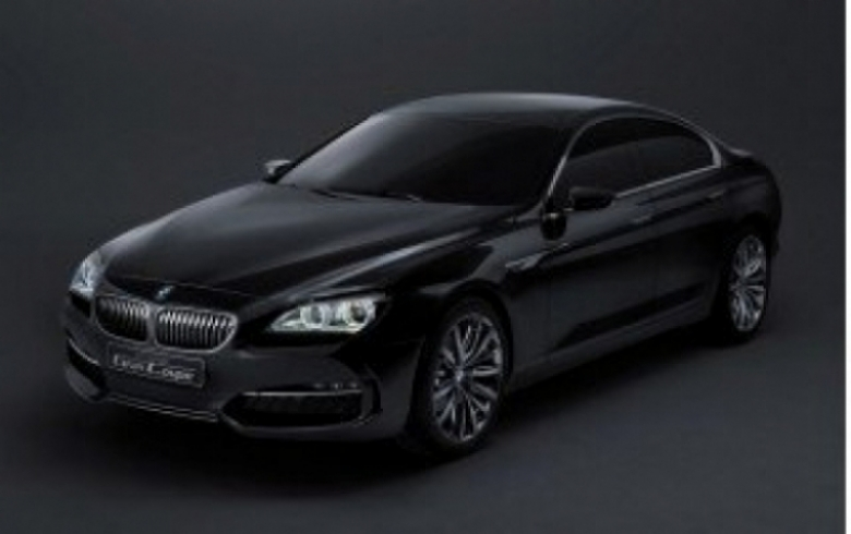 BMW fabricará el Gran Coupé Concept.