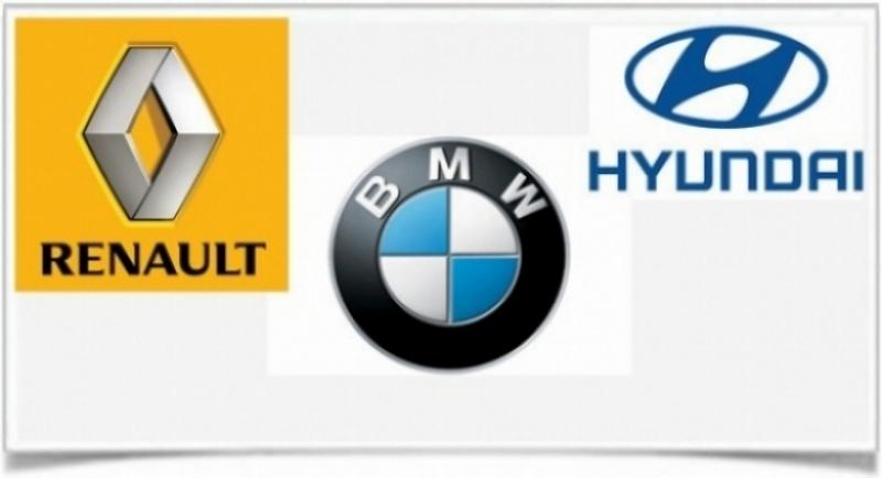 BMW, Hyundai y Renault anuncian colaboración para las victimas del terremoto