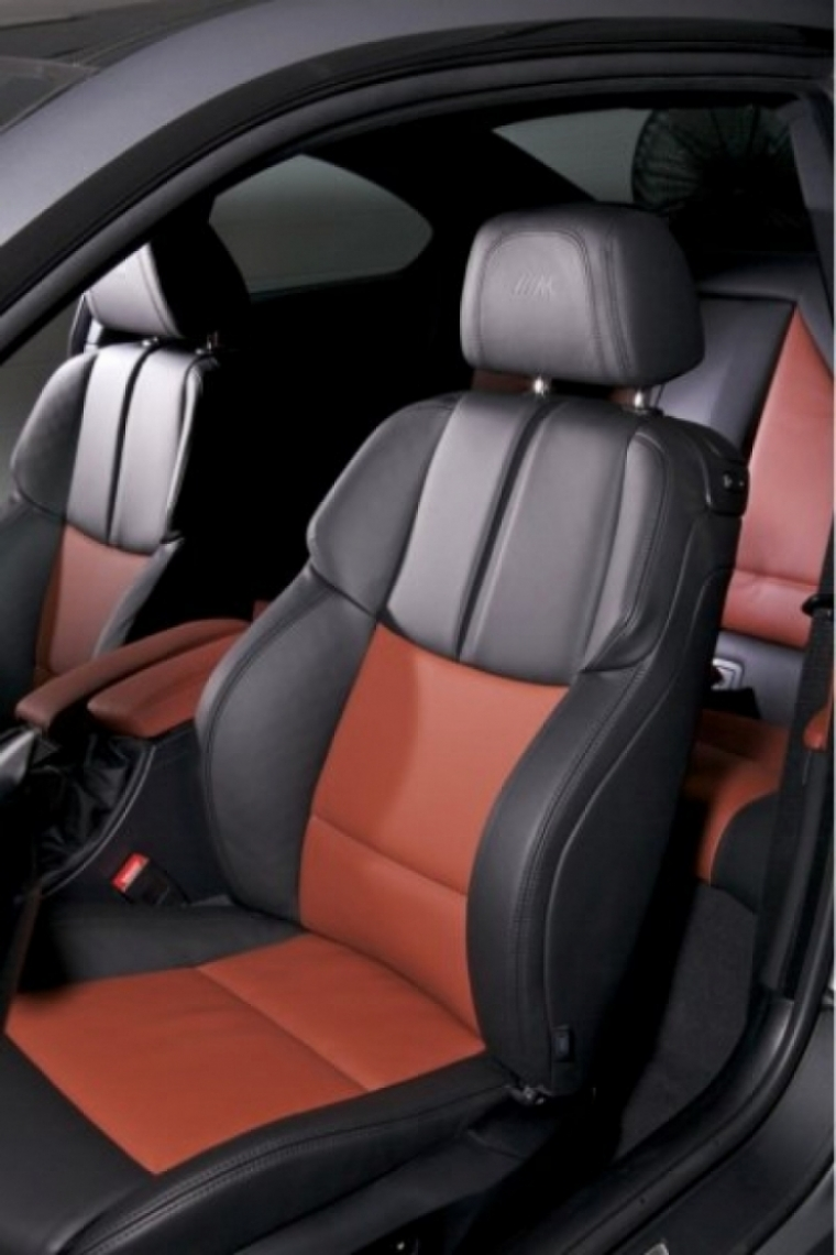 BMW M3 Frozen Gray Coupe, revelado el misterio.