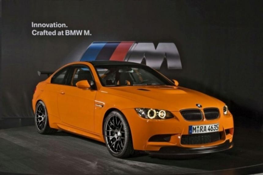 BMW M3 GTS por primera vez en Nürburgring.