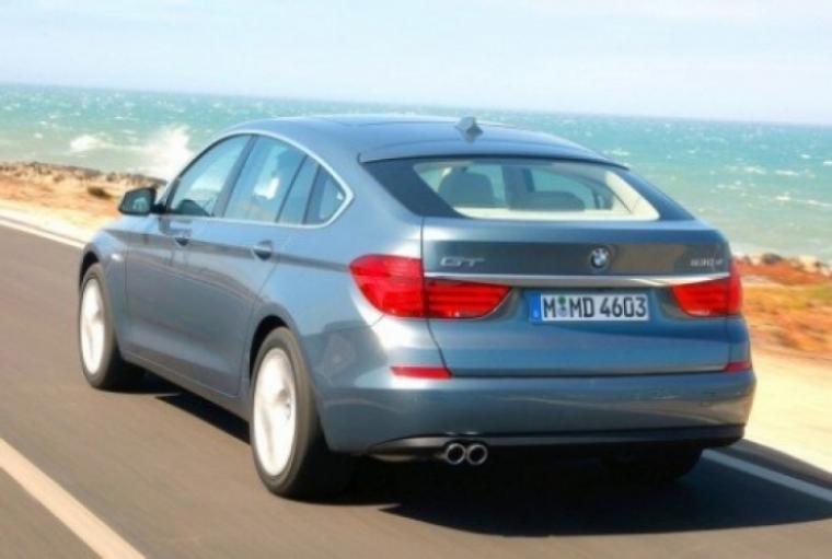 BMW monta el xDrive en toda la gama del Serie 5 GT.