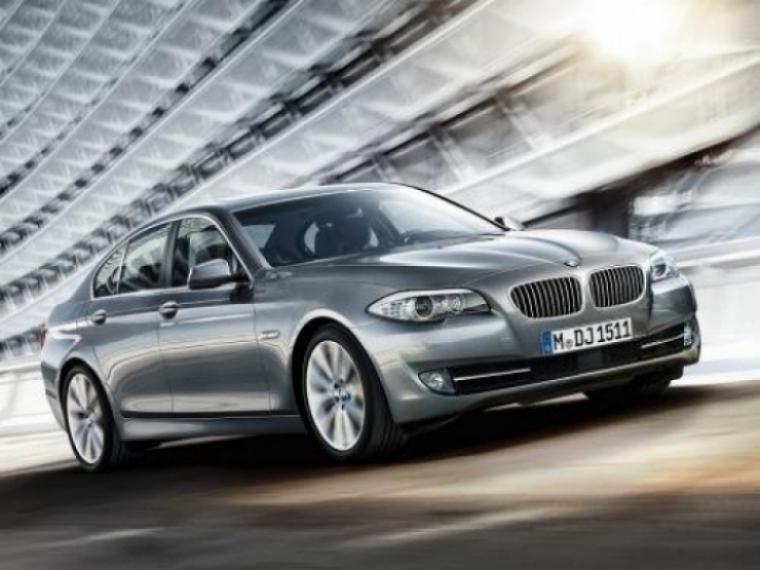 BMW Serie 5 : Todos vendidos