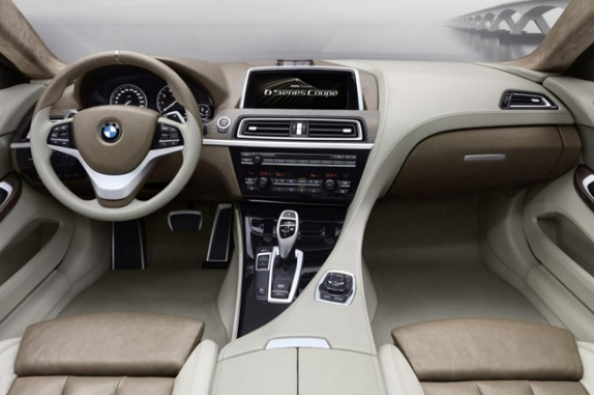 BMW Serie 6 Coupe nueva generación, primeras imágenes oficiales