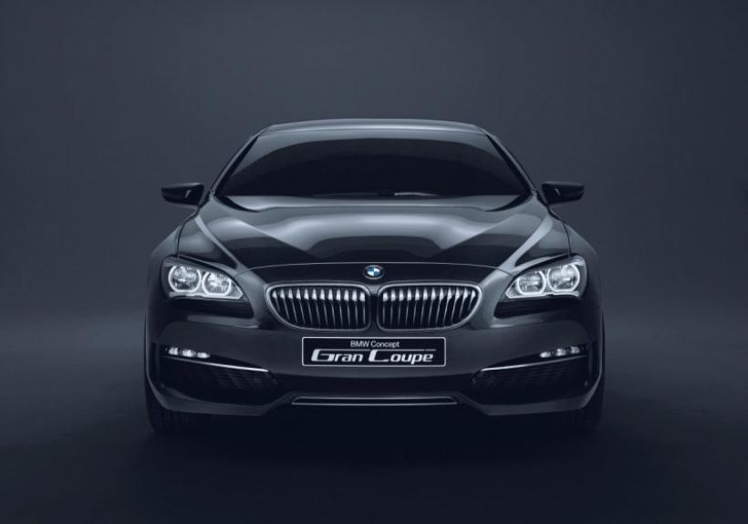BMW Serie 6 Gran Coupé. ¿Es éste?