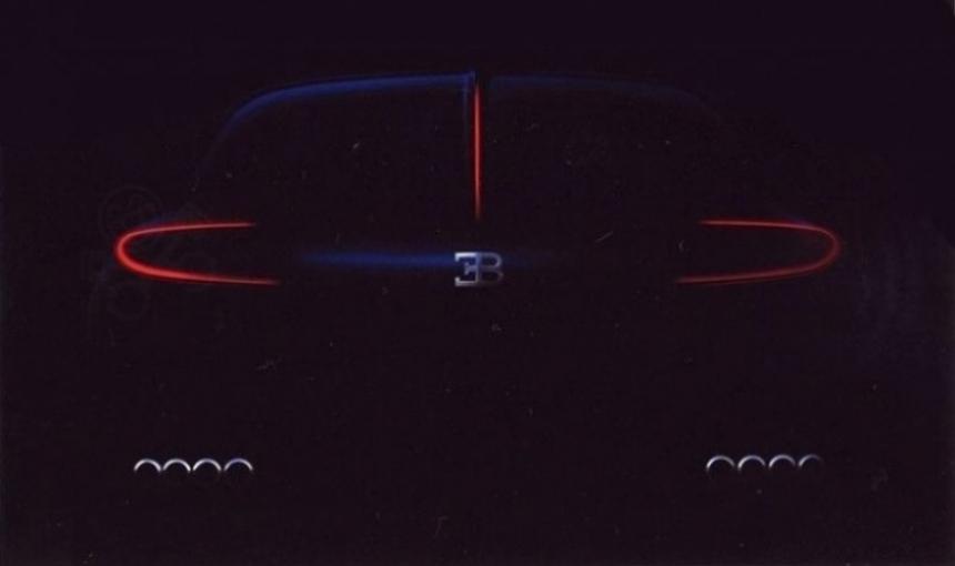 Bugatti Bordeaux no será presentado en Frankfurt