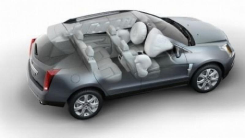 Cadillac SRX Crossover 2010, lo nuevo de GM