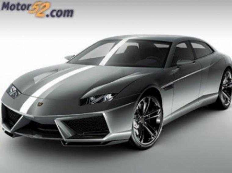 Cancelado Lamborghini Estoque