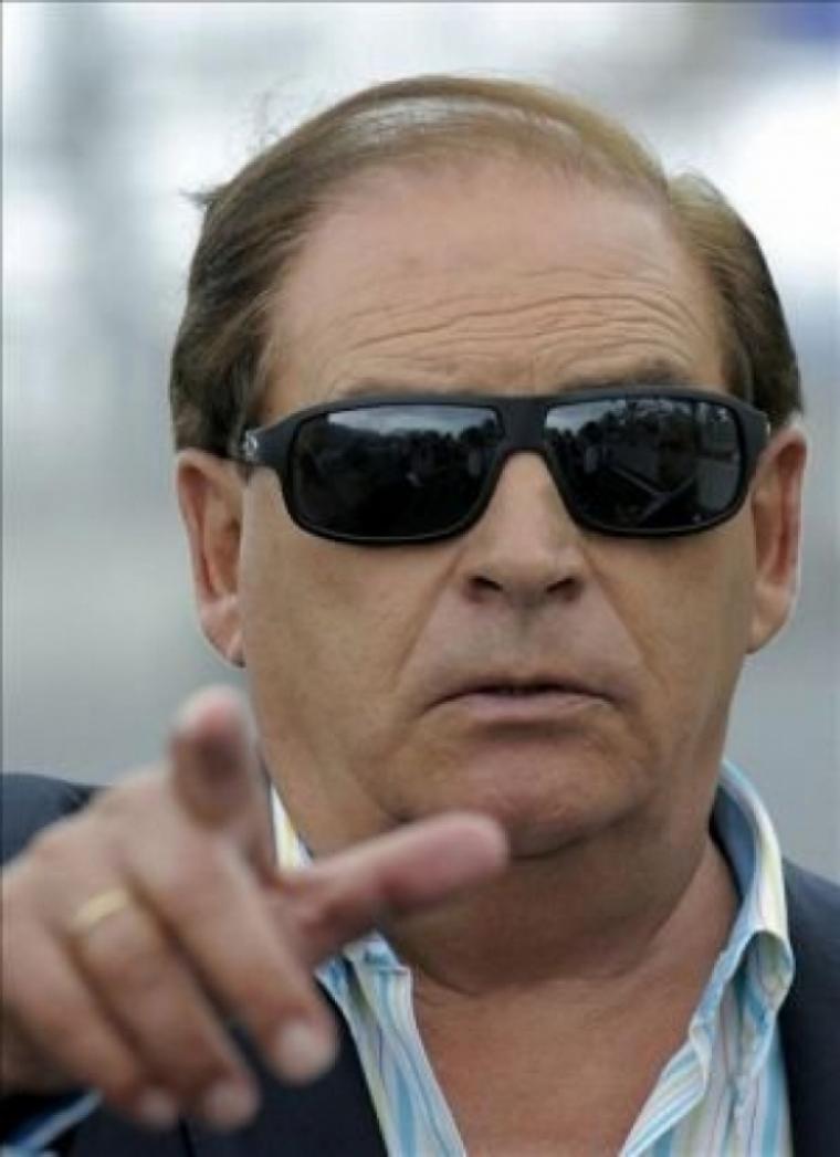 Carlos Gracia apoyará a Jean Todt