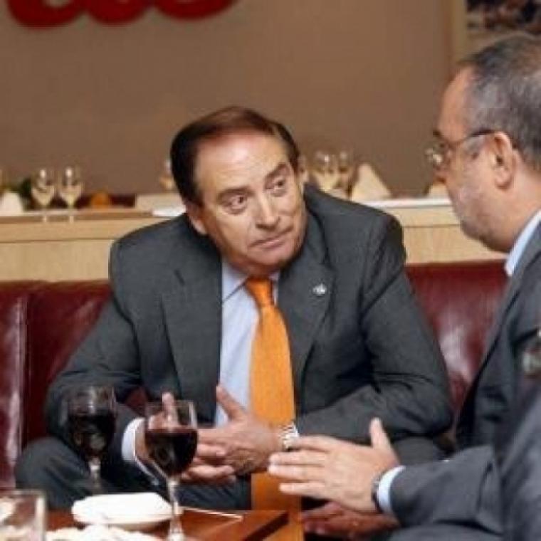 Carlos Gracia podría ser candidato a la presidencia de la FIA