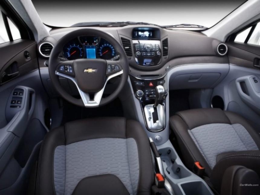 Chevrolet presentará el Orlando en el Salón de París.