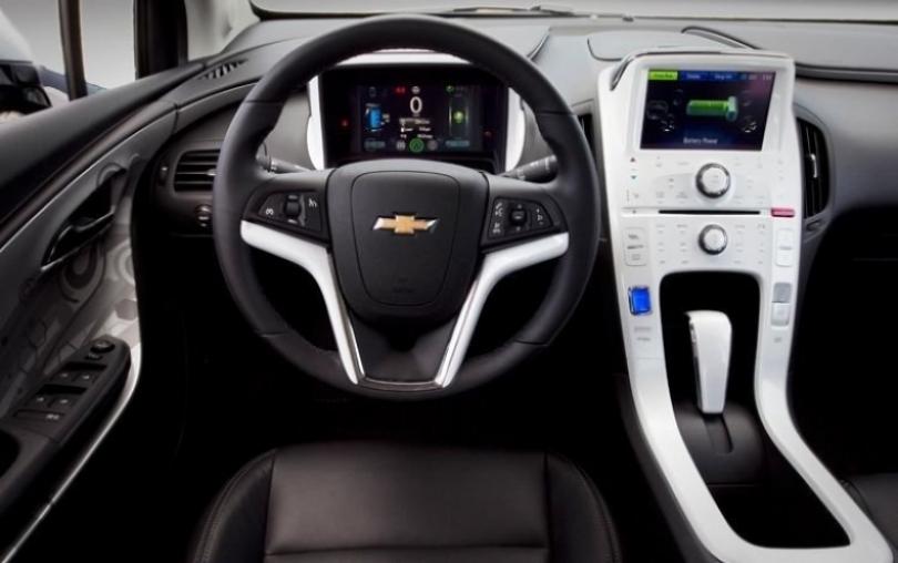 Chevrolet Volt: 6.35 litros a los 100 en ciclo combinado. Cifras oficiales de rendimiento
