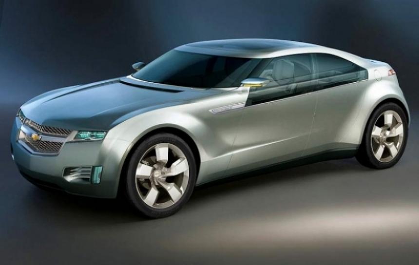 Chevrolet Volt tendría un consumo de 1.2 céntimos por kilómetro recorrido