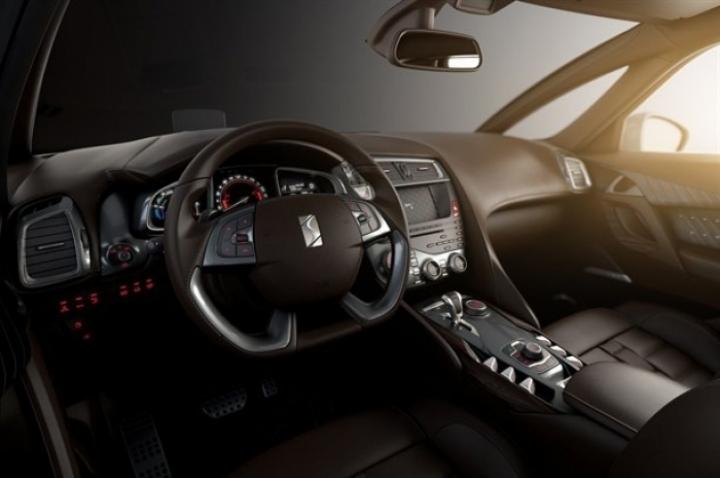 Citroën presenta oficialmente al DS5