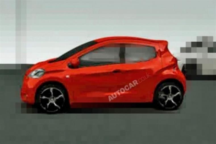 Citroën ya muestra el nuevo diseño del C1