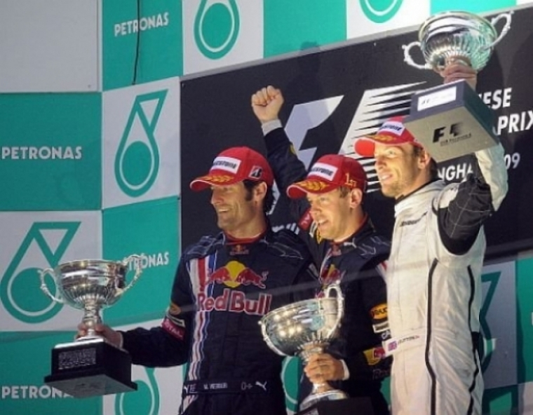 Clasificación Gran Premio de China