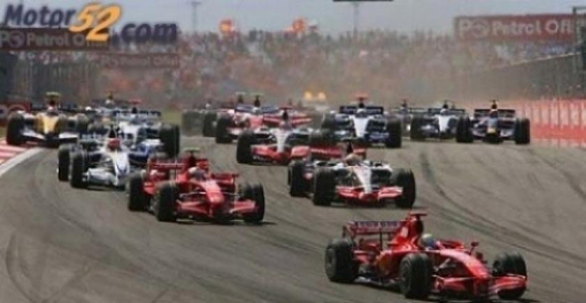 Comienza a definirse la Formula 1