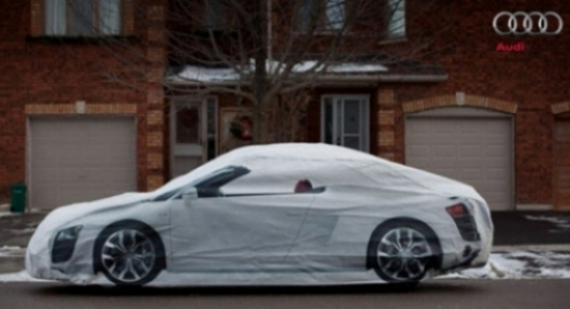 Convierte tu coche en un Audi R8 Spyder