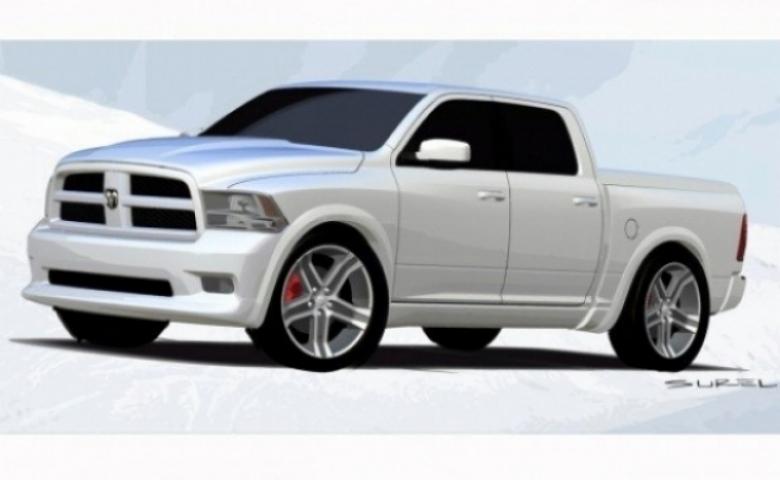 Cuatro modelos de Chrysler preparados por Mopar.