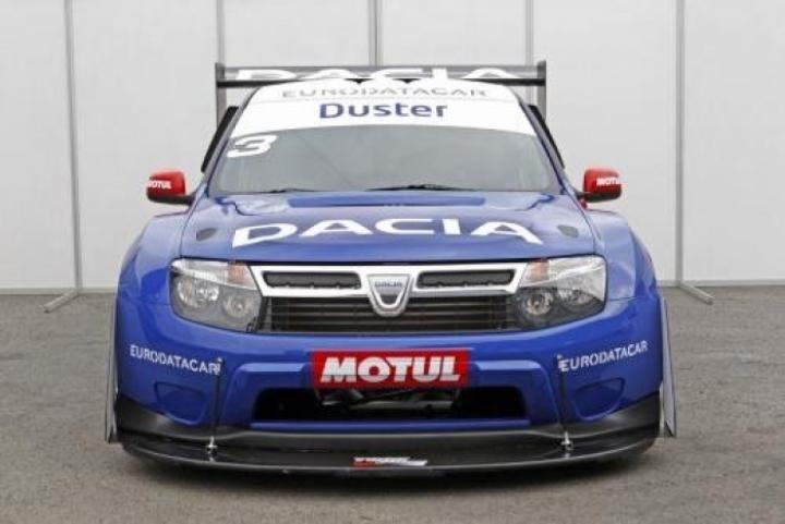 Dacia competirá en el Pikes Peak con el Duster No Limits