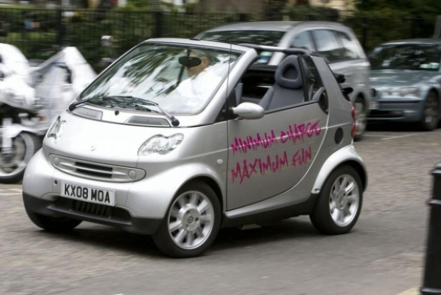 Daimler Smart For Two eléctrico. Economía total para los conductores