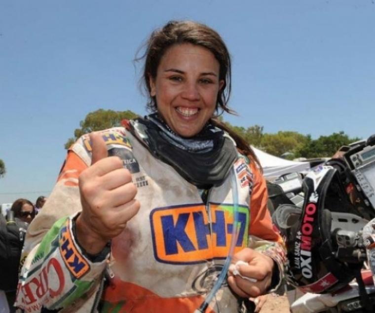 Dakar 2011 - Laia Sanz se consagra campeona de la categoría femenina