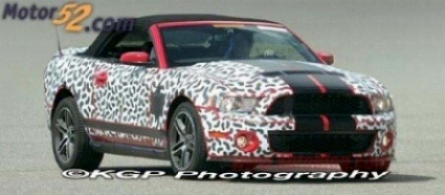 Datos filtrados del nuevo Mustang Shelby GT500