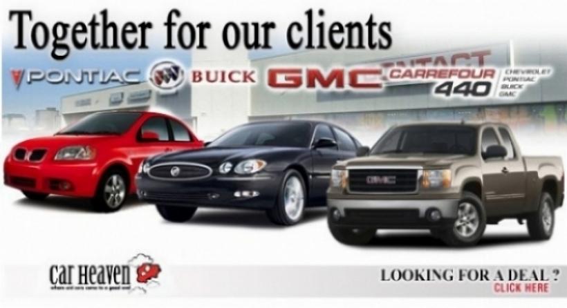 Debacle de General Motors, ayer las acciones, hoy los concesionarios y Chrysler no lo hace mejor
