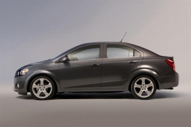 Detroit 2011. Chevrolet presentó el Aveo 2012 (llamado Sonic en Estados Unidos)