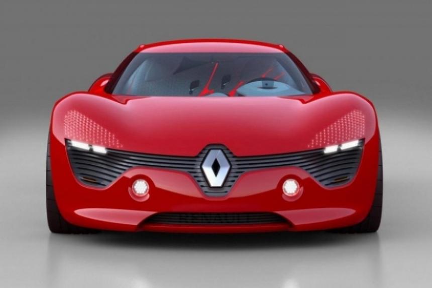 DeZir, el nuevo concept de Renault.