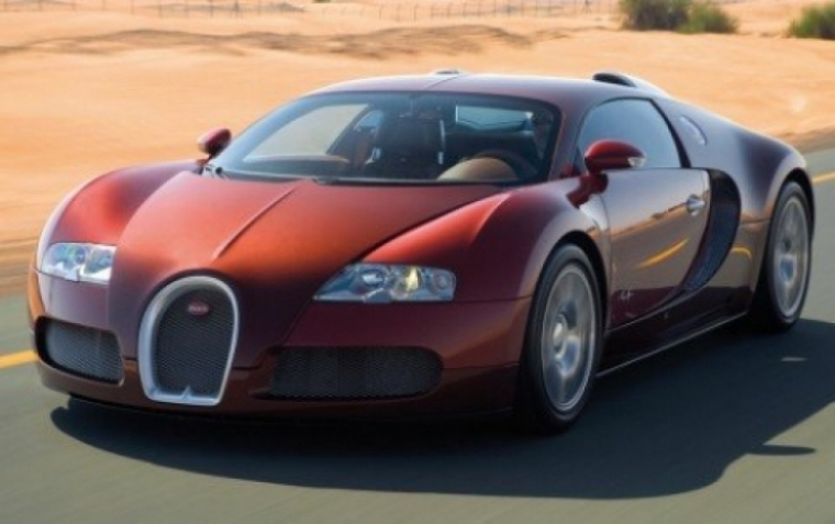 Dicen que se confirmó el Veyron Super Sport.