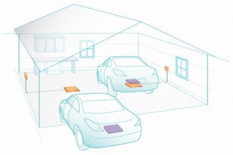 Diseñan cargadores inalámbricos para los coches eléctricos del futuro.