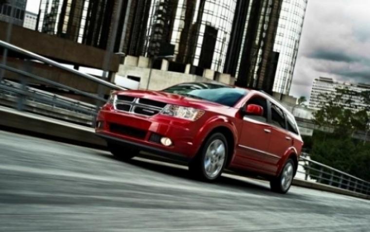 Dodge Journey será vendido como Fiat Freemont en Europa