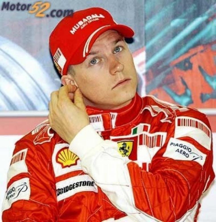 Duras criticas de Ecclestone a Raikkonen