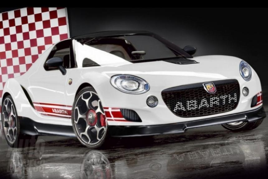 El Abarth Coupé compartirá plataforma con el KTM X-Bow