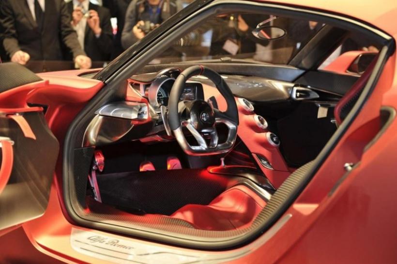El Alfa 4C estará presente en el Festival de Goodwood