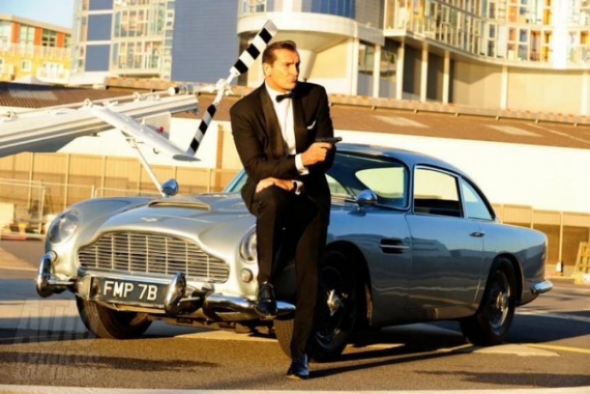 El Aston Martin DB5 de James Bond vendido en 3 millones de euros