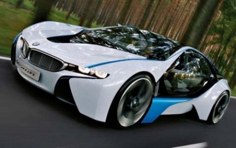 El BMW Vission Efficient Dynamic se llamaría i8