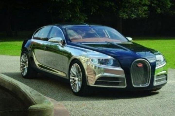 El Bugatti Galibier 16C saldrá a la venta con el nombre de Royale