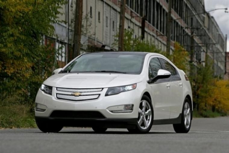 El Chevrolet Volt en dos minutos