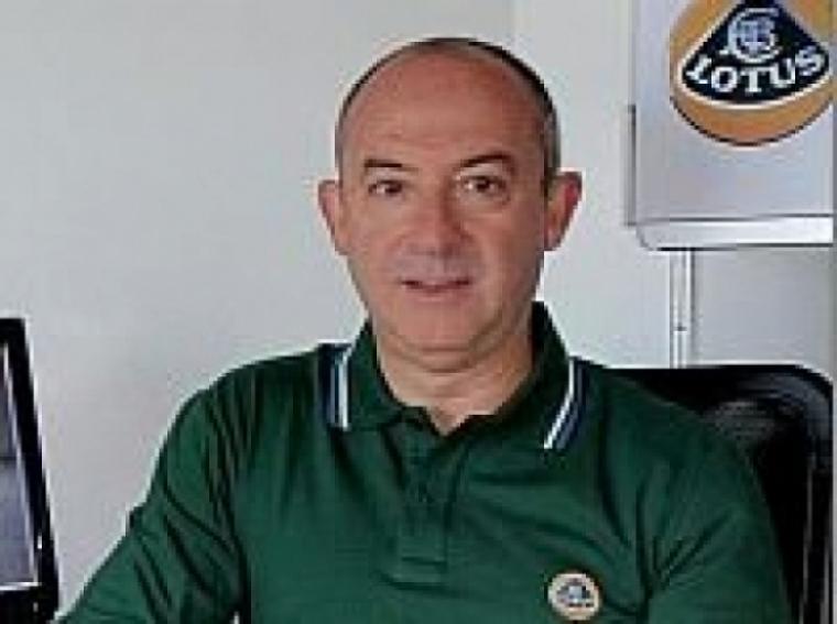 El ex de Ferrari, Claudio Berro, contratado por Lotus