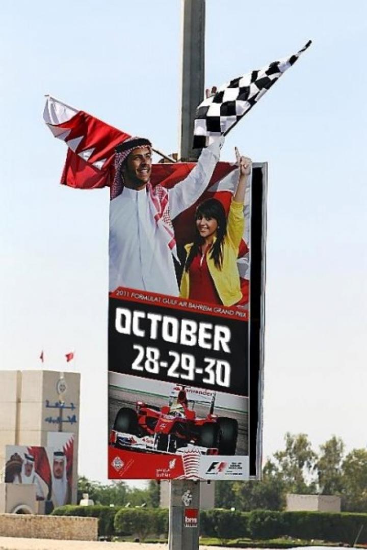 El GP de Bahrein recibe la luz verde y regresa al calendario de la F1