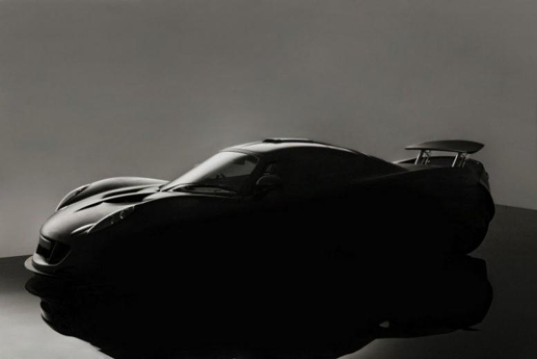 El Hennenssey Venom GT llega desde las sombras.