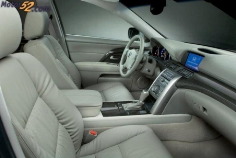 El Honda Legend se renueva para 2009