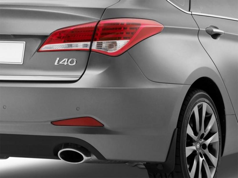 El Hyundai i40 debuta en el Salón de Barcelona