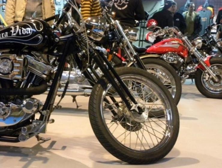 El II Salón de la Moto de Andalucía Expomoto abre sus puertas desde el 25 al 28 Febrero